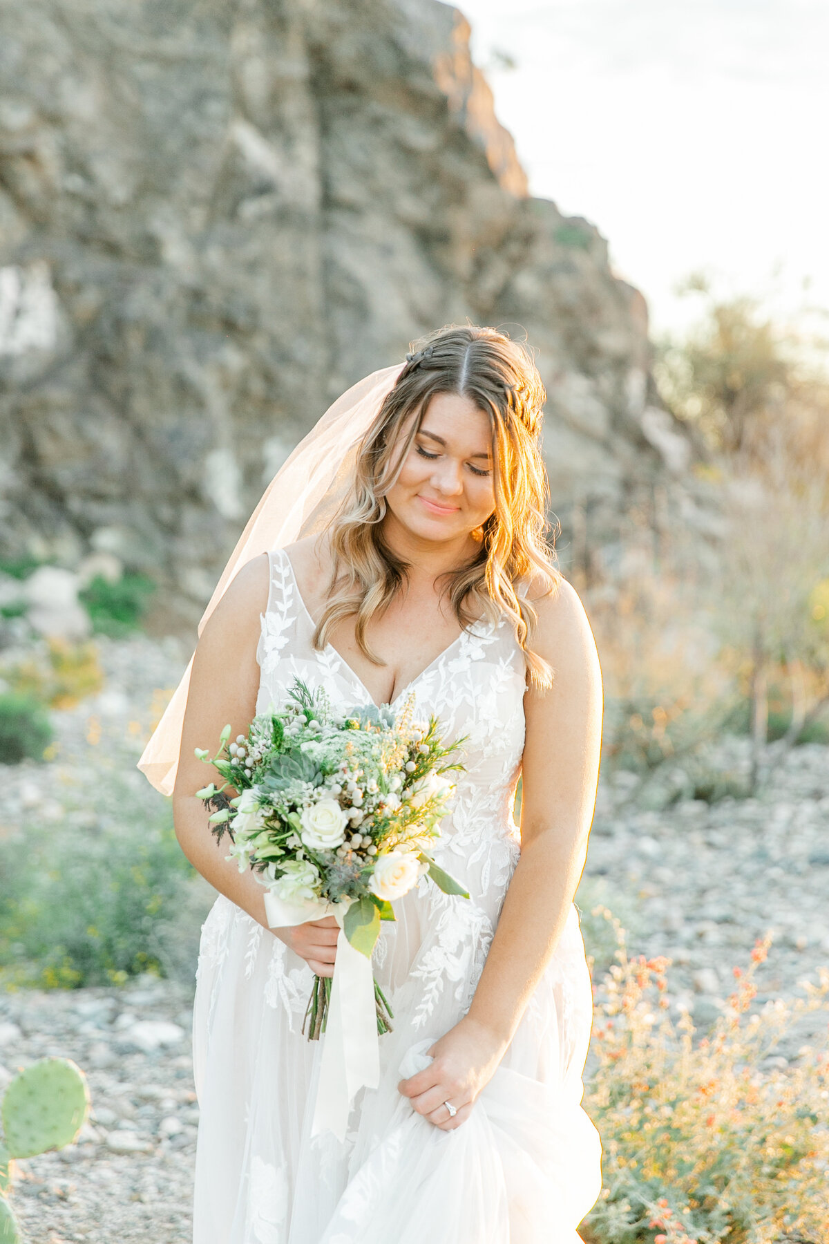 Karlie Colleen Photography - Arizona Backyard wedding - Brittney & Josh-229