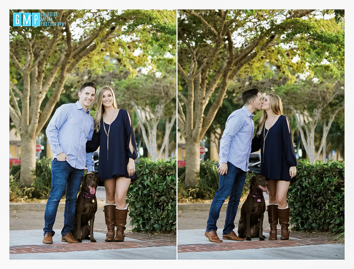 wedding photographers in downtown fort myers