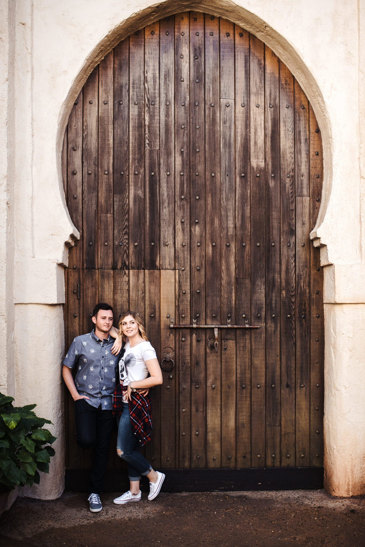 Ally & Brett's Disney Engagement Session (95 of 243)