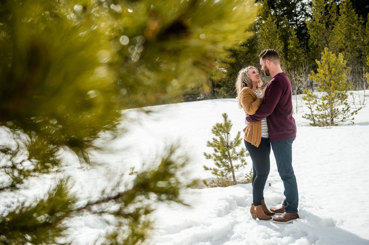 Winter Park, Co Engagement Session-153
