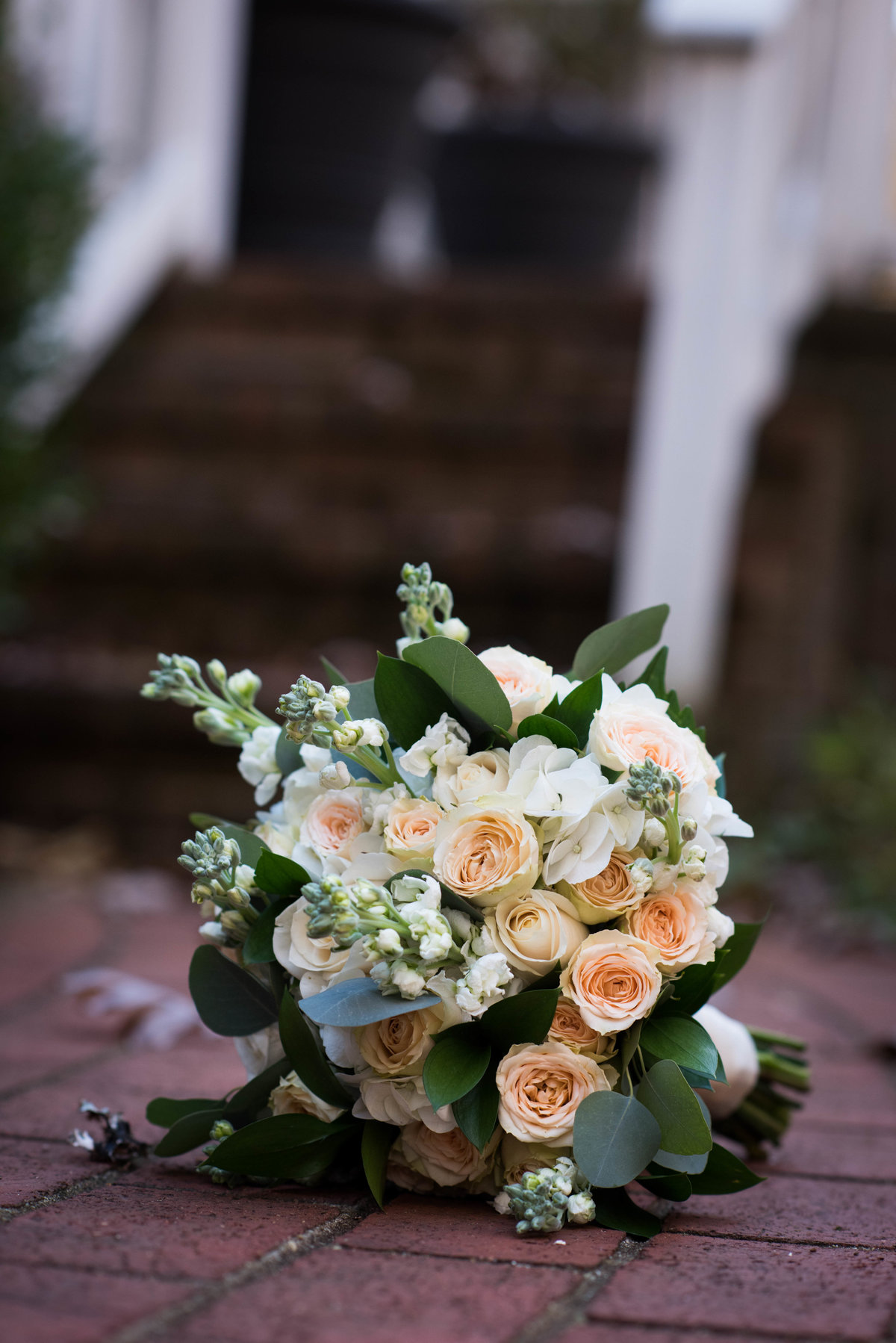Wedding bouquet, Charlottesville VA.