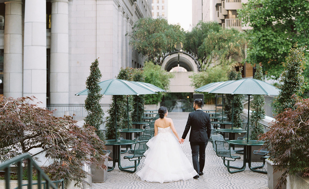 Cassie Valente Photography - Sarah + Brian Bently Reserve San Francisco Wedding