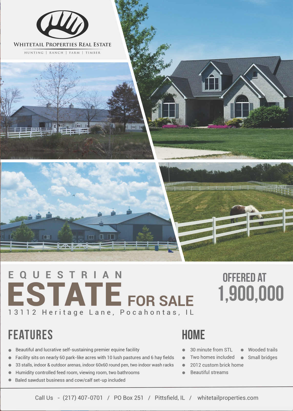 real estate flyer - web
