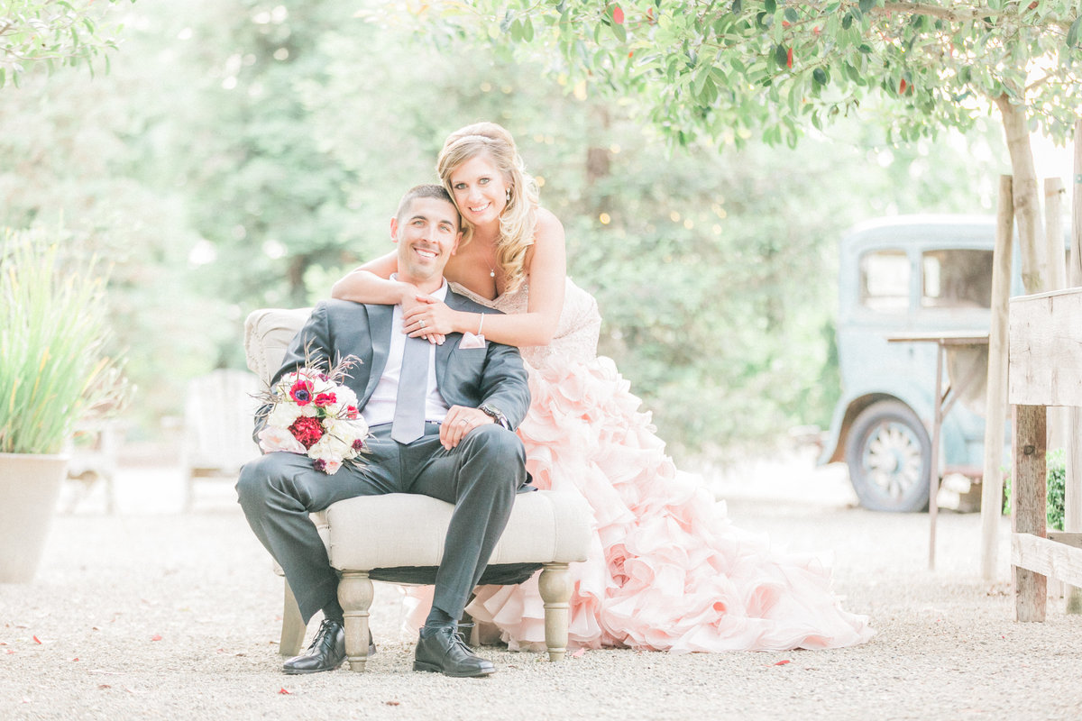 Evonne and Darren California Wedding Photography