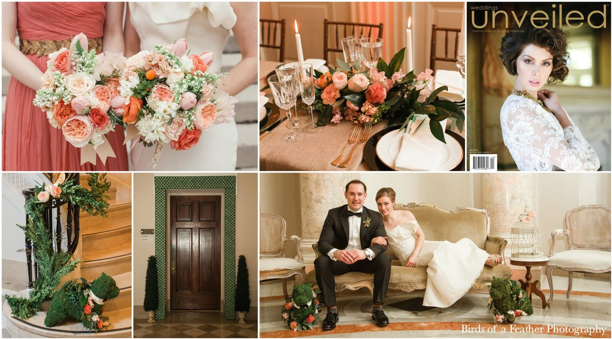 Carnegie Institution Wedding DC