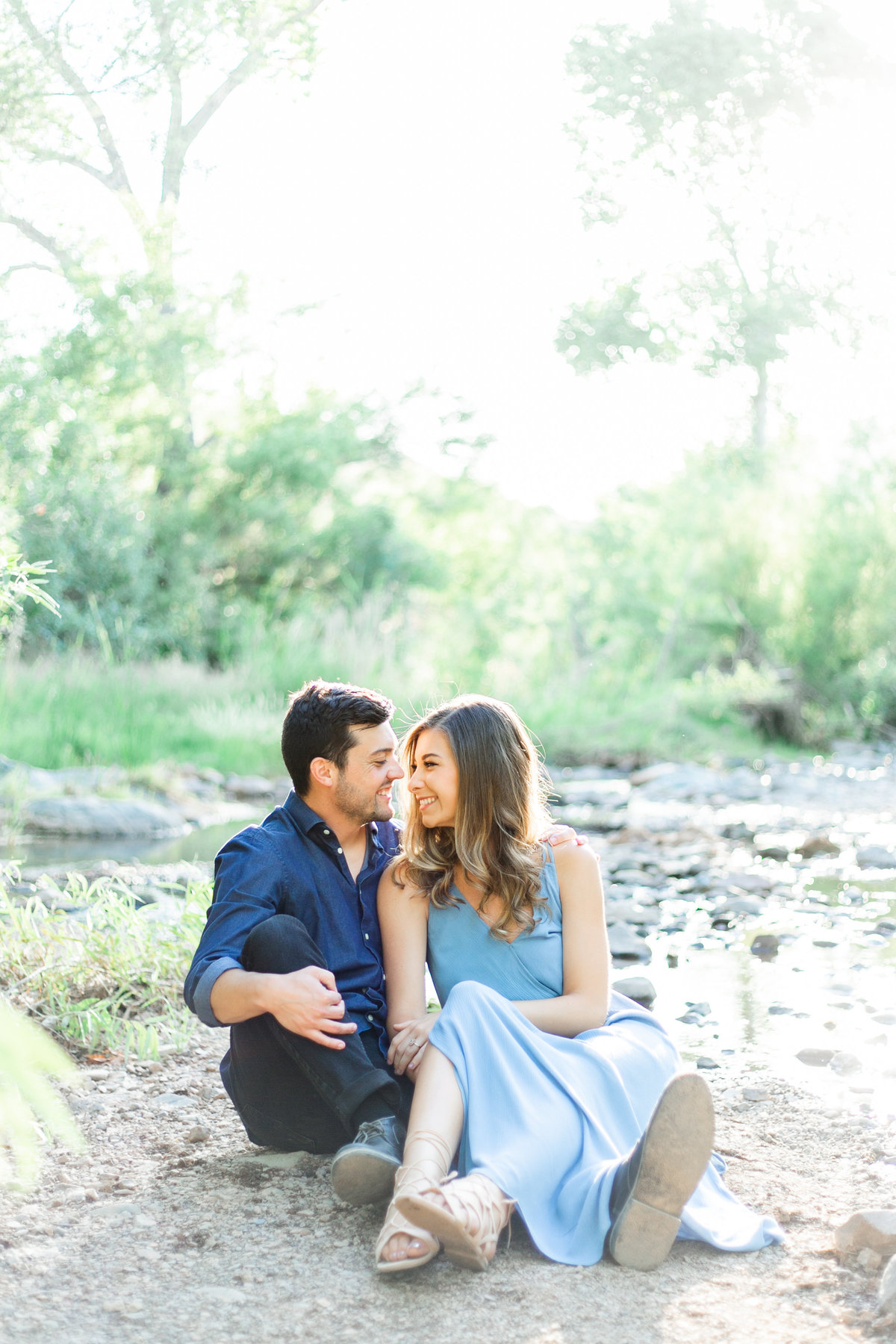 Karlie Colleen Photography - Arizona Desert Engagement - Brynne & Josh -74