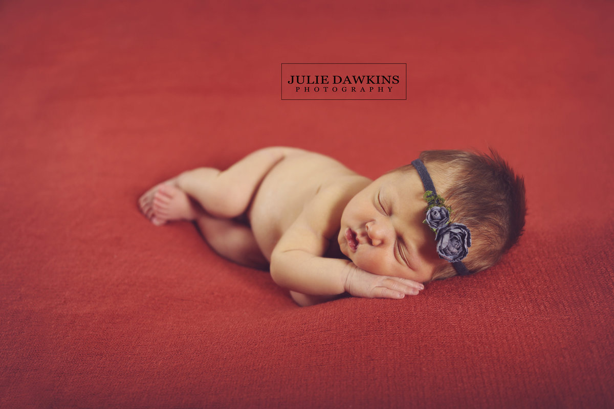 Newborn Photography Broken Arrow, OK Julie Dawkins Photography 2