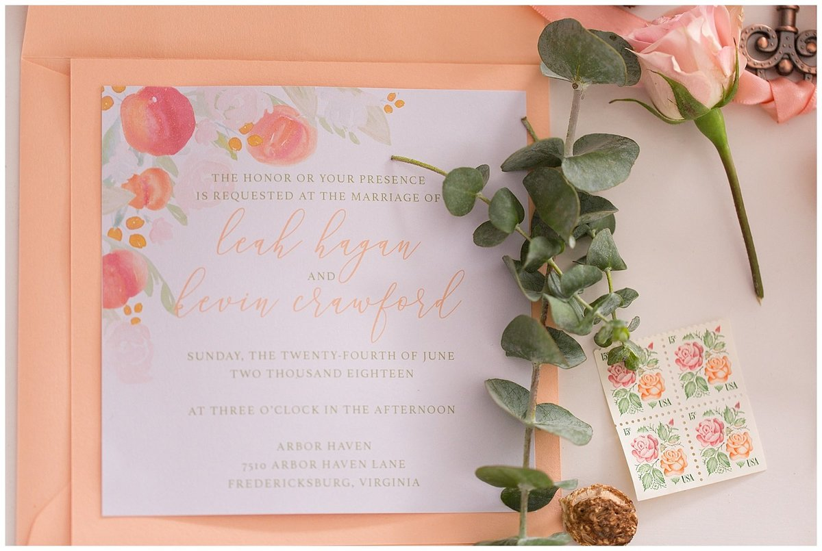 Southern Peach Styled Shoot Arbor Haven-038