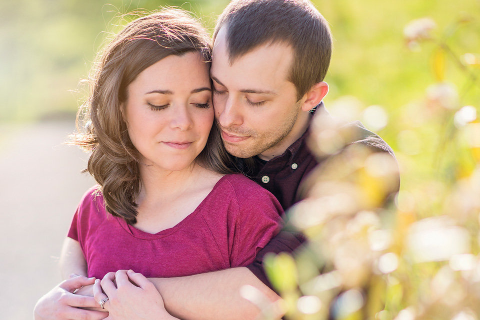 mercier_orchards_engagement_photography_beautiful_pond_gray