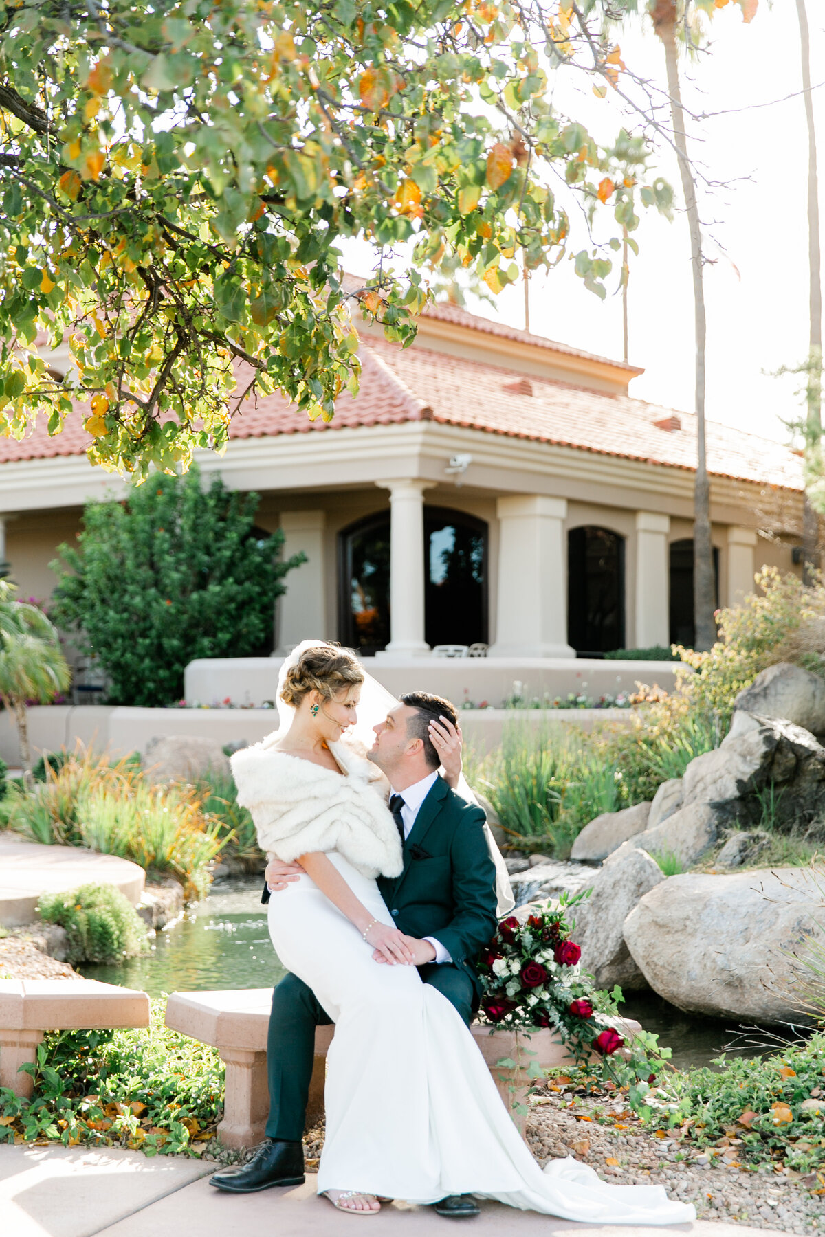 Karlie Colleen Photography - Gilbert Arizona Wedding - Val Vista Lakes - Brynne & Josh-454