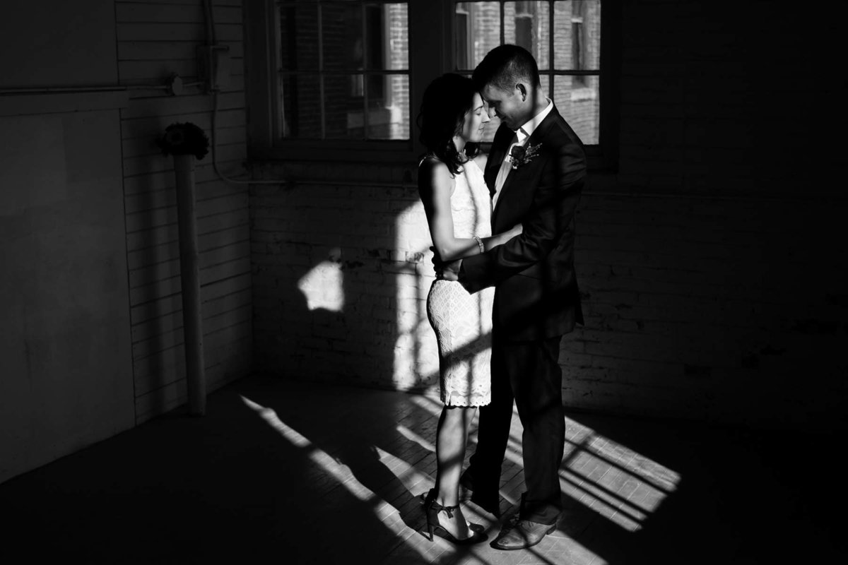 Dover New Hampshire Elopement Photographers City Hall Wedding Photographer NH elope Image I am Sarah V Photography