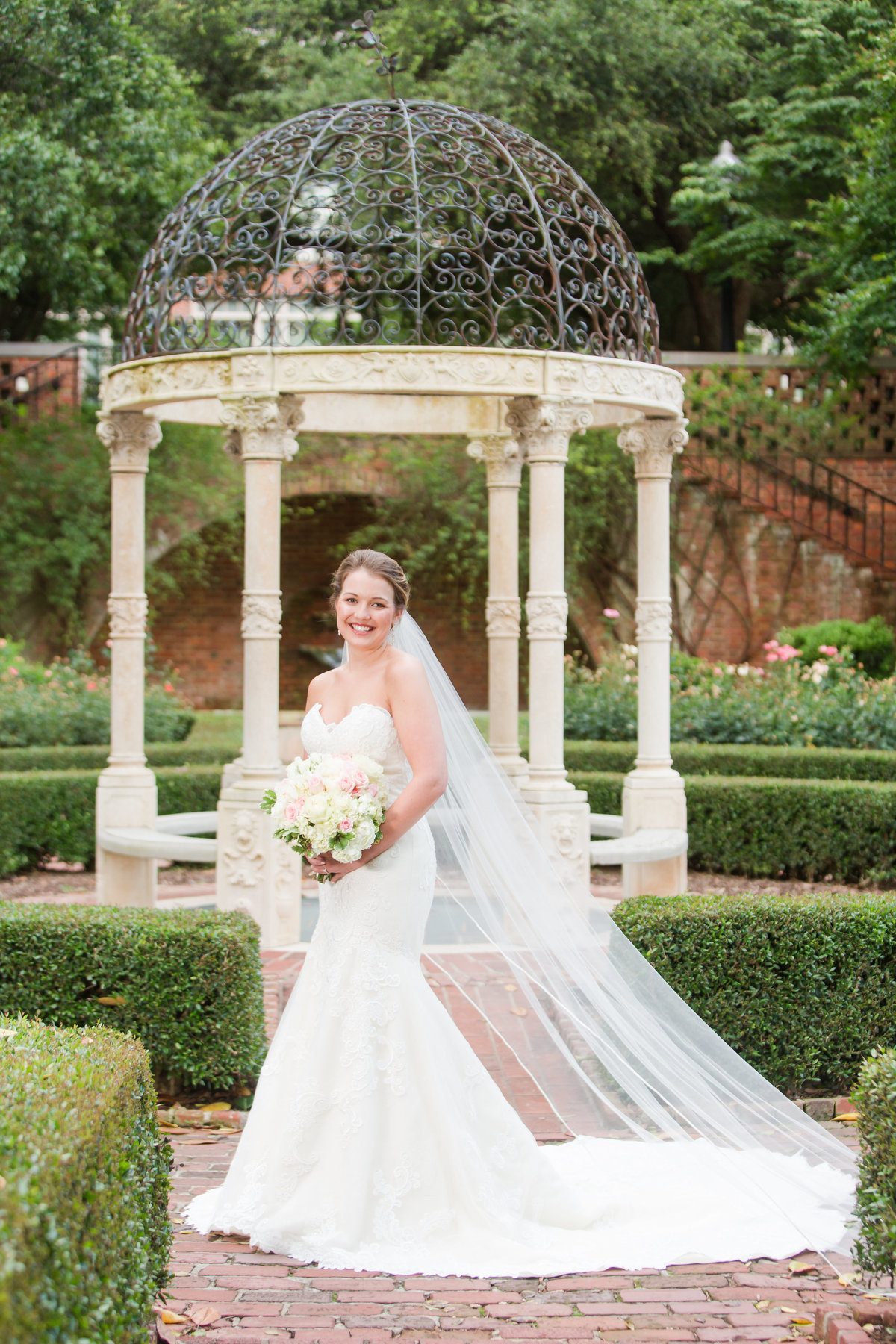 furman universtiy wedding 2