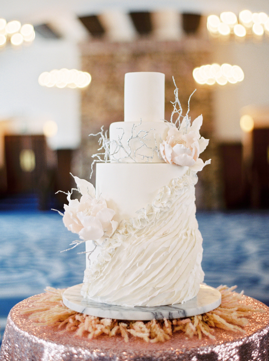 Whippt Wedding cake