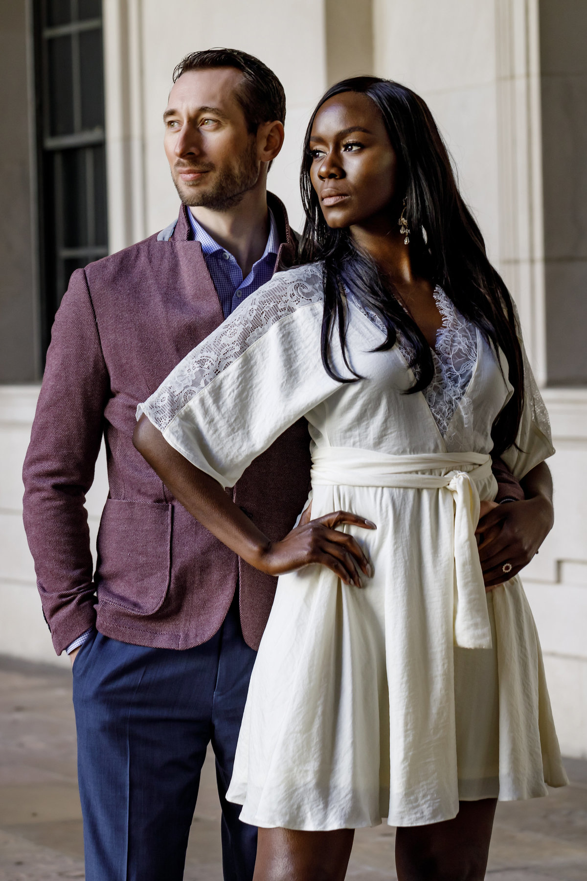 National_Portrait_Gallery_Washington_Engagement_Session_Amy_Anaiz_012