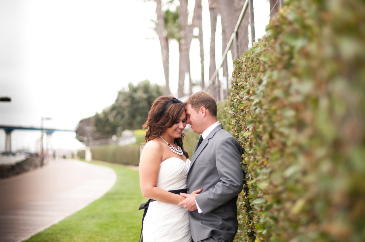 Romantic Wedding in San Diego