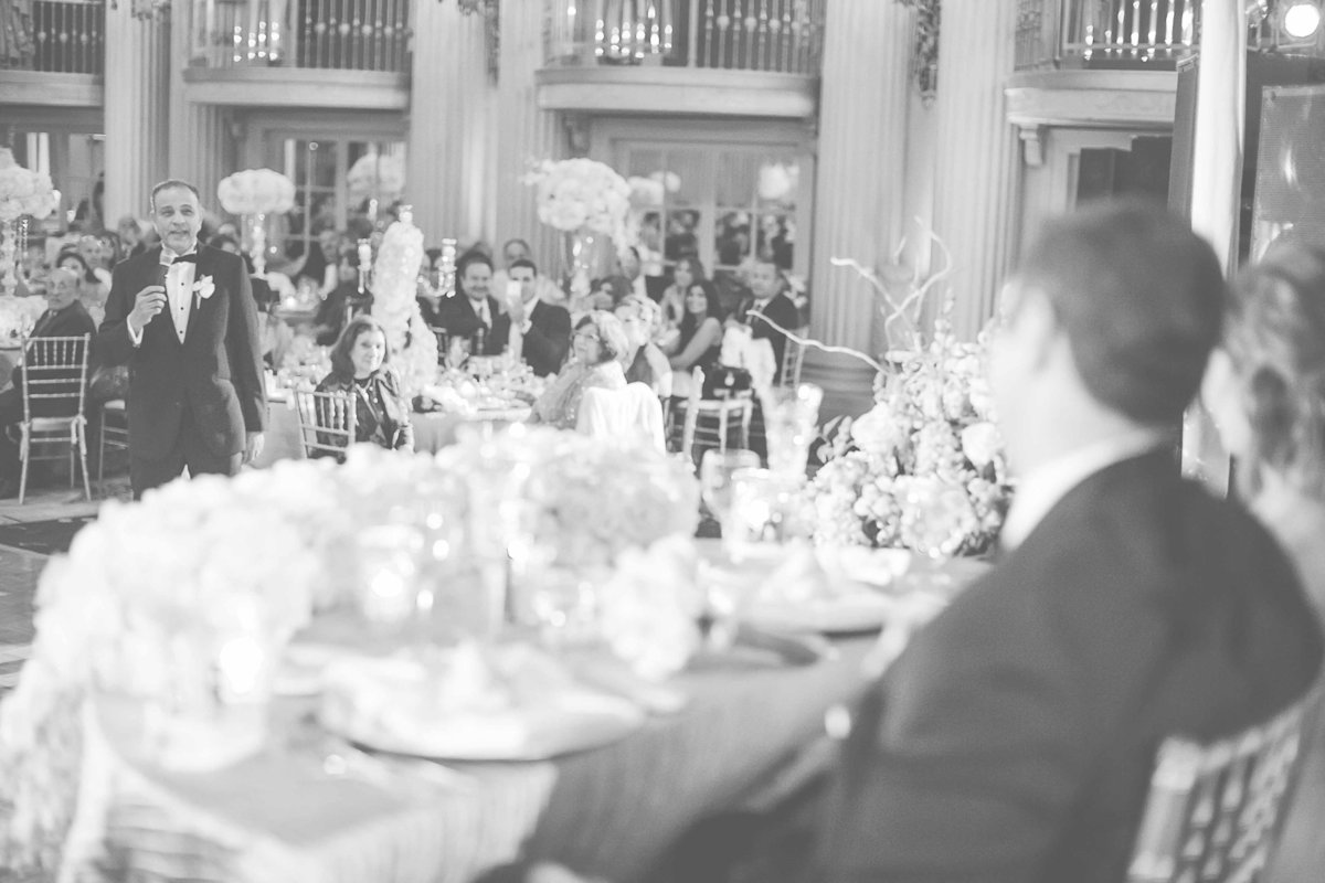 Millennium Biltmore Hotel Wedding Speech