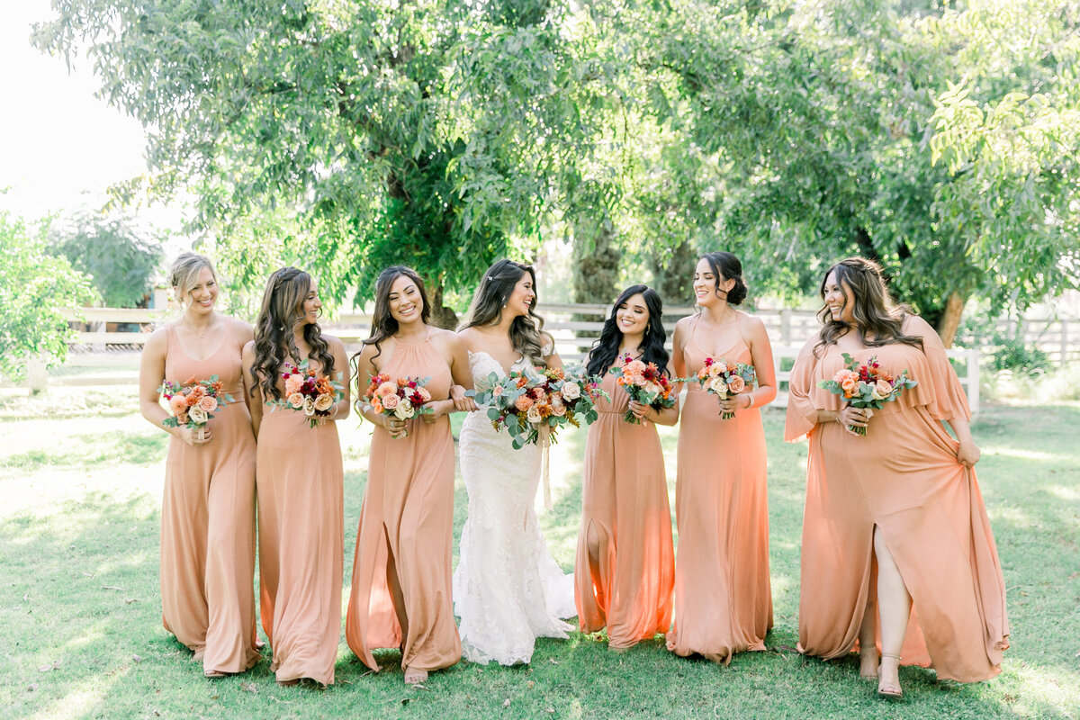 Karlie Colleen Photography - Phoenix Arizona - Farm At South Mountain Venue - Vanessa & Robert-165