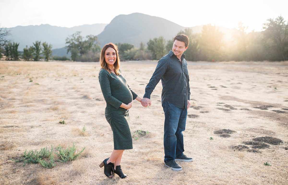 Matt & Andrea Maternity Session-33