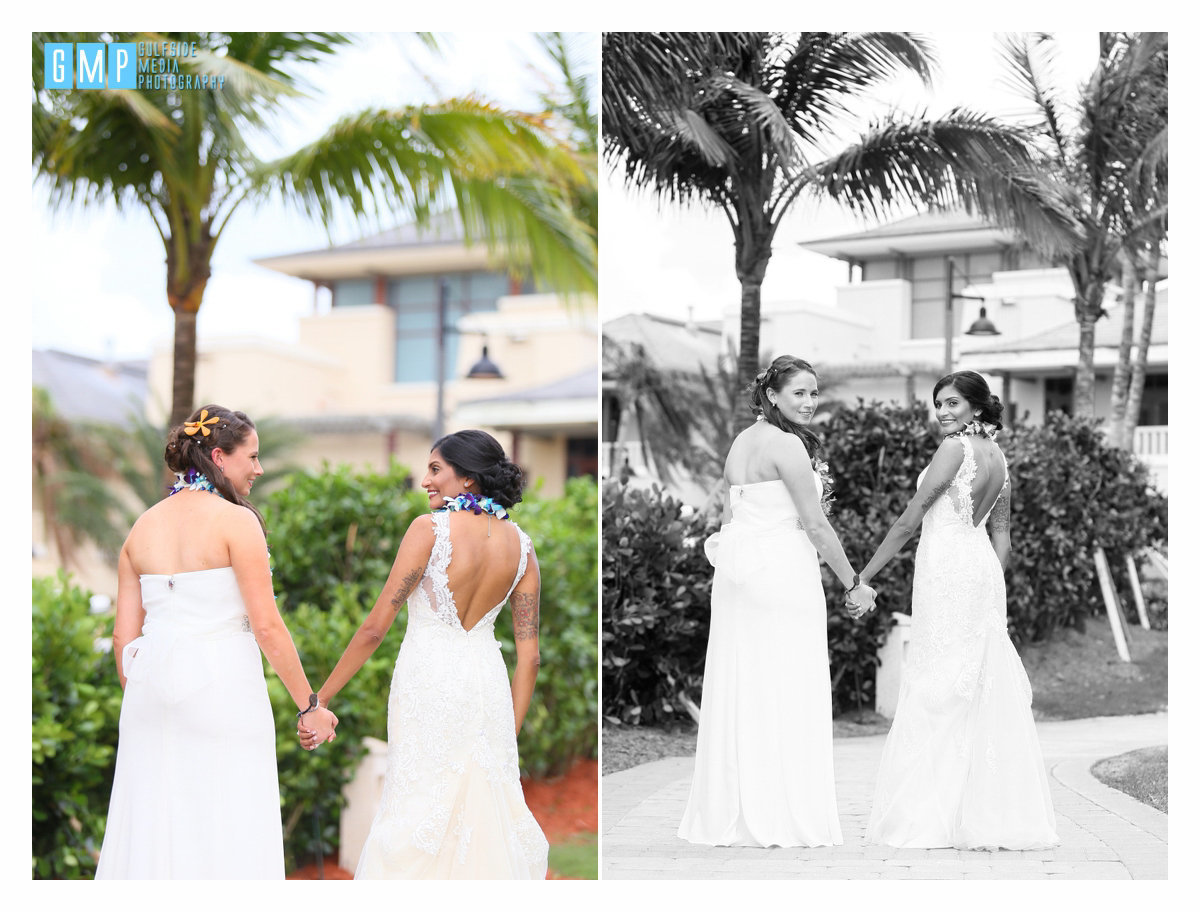 lgbt friendly weddings at the JW Marco Marriott