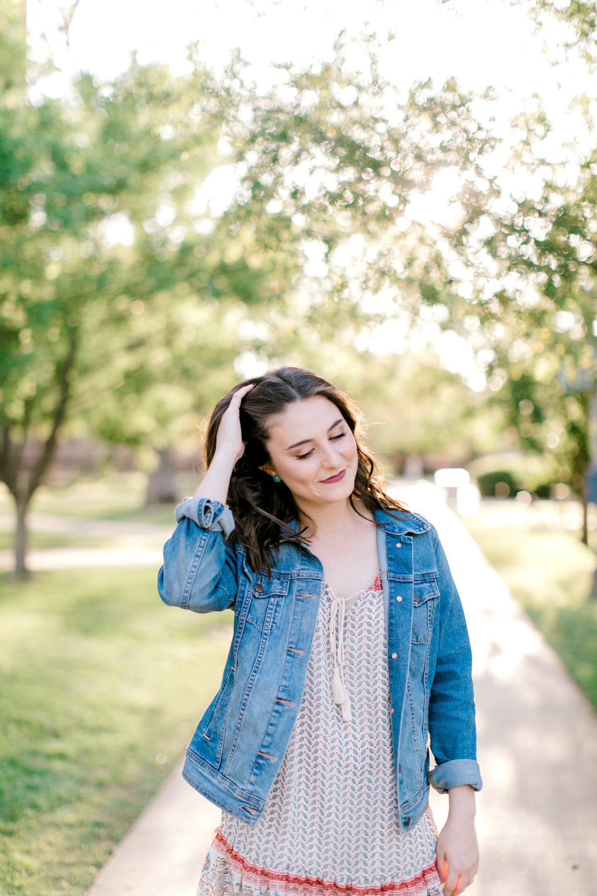 Melanie Foster Photography - Norman Oklahoma Senior and Engagement Photographer - Senior Photo - 8