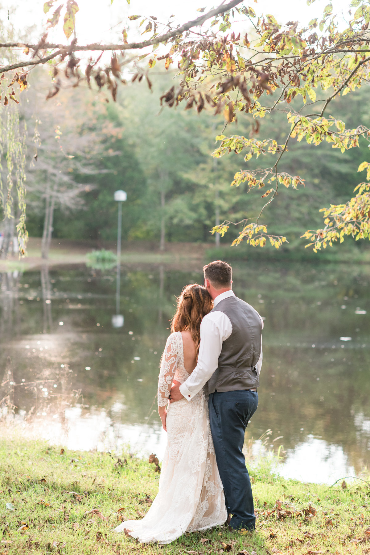 A Outdoor Private Home Wedding, Michelle and Sara Photography, Mebane NC6