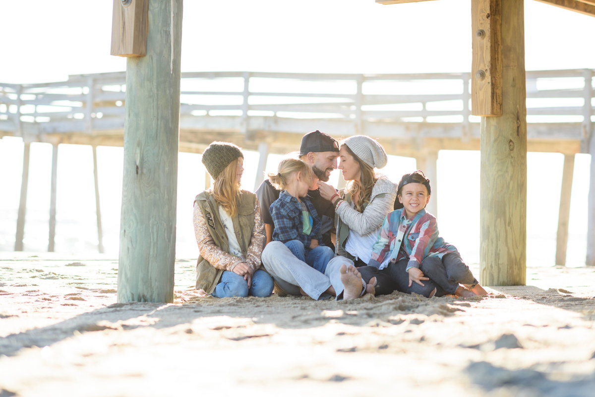 Whole Beach Family Session-0005