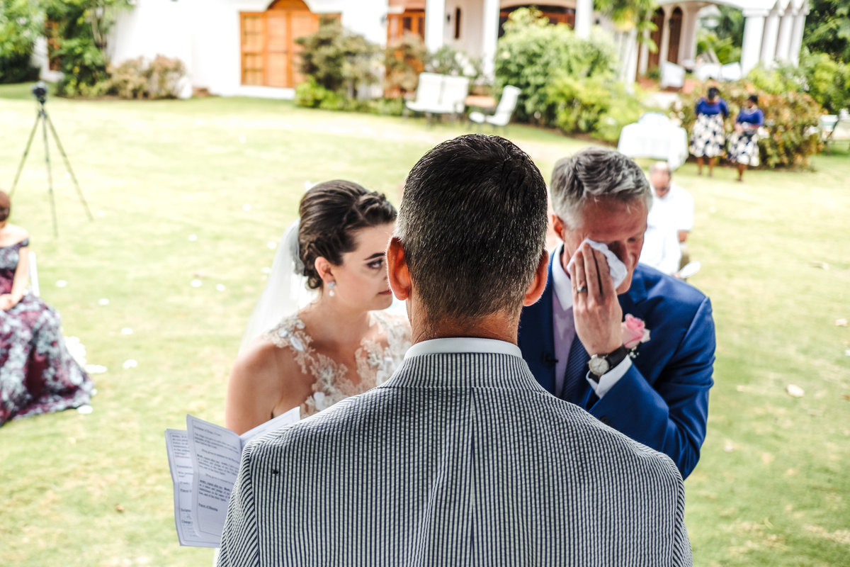 Cap Maison St Lucia Destination Wedding - 130