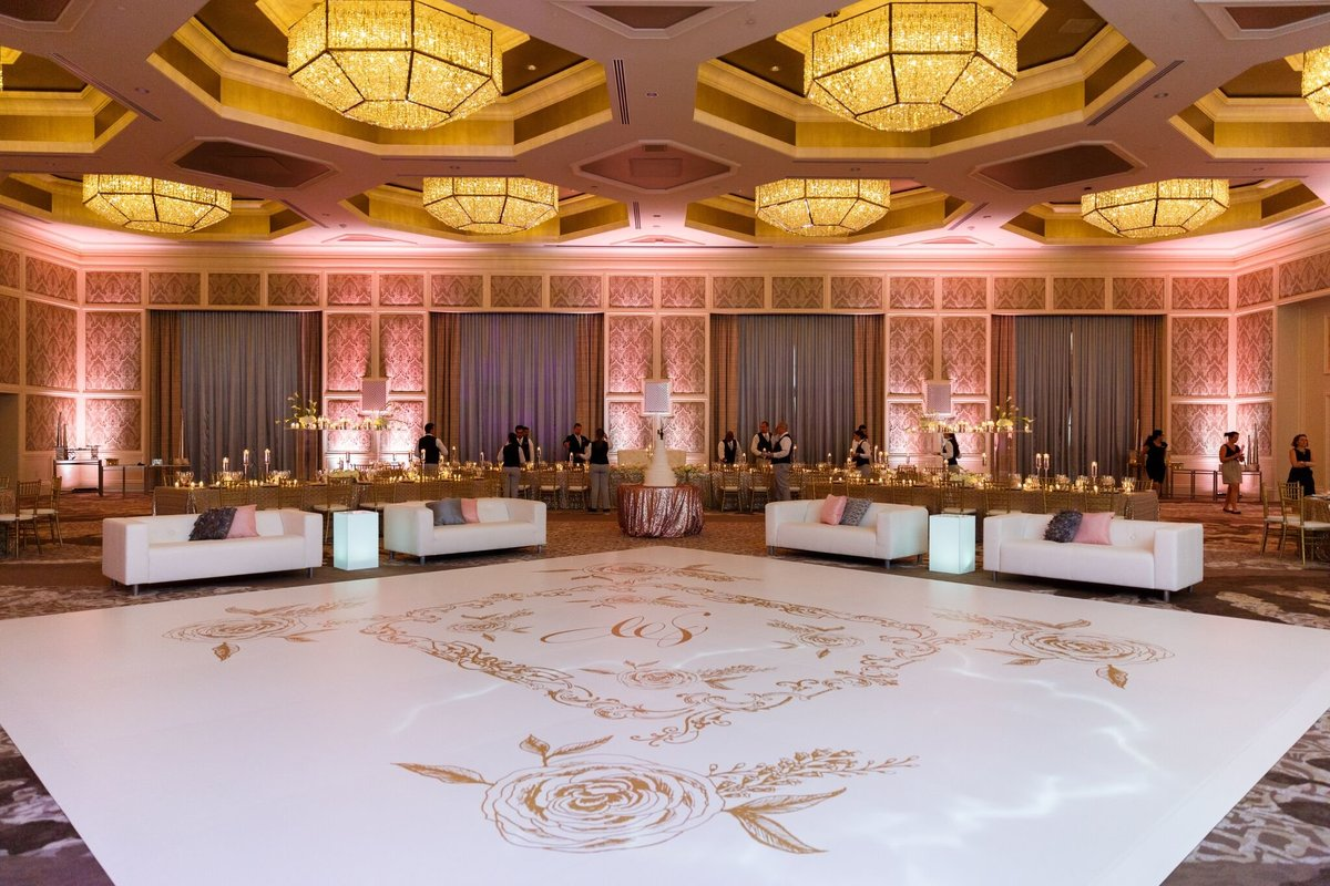 Four Seasons Orlando Wedding Ceci New York Dance Floor