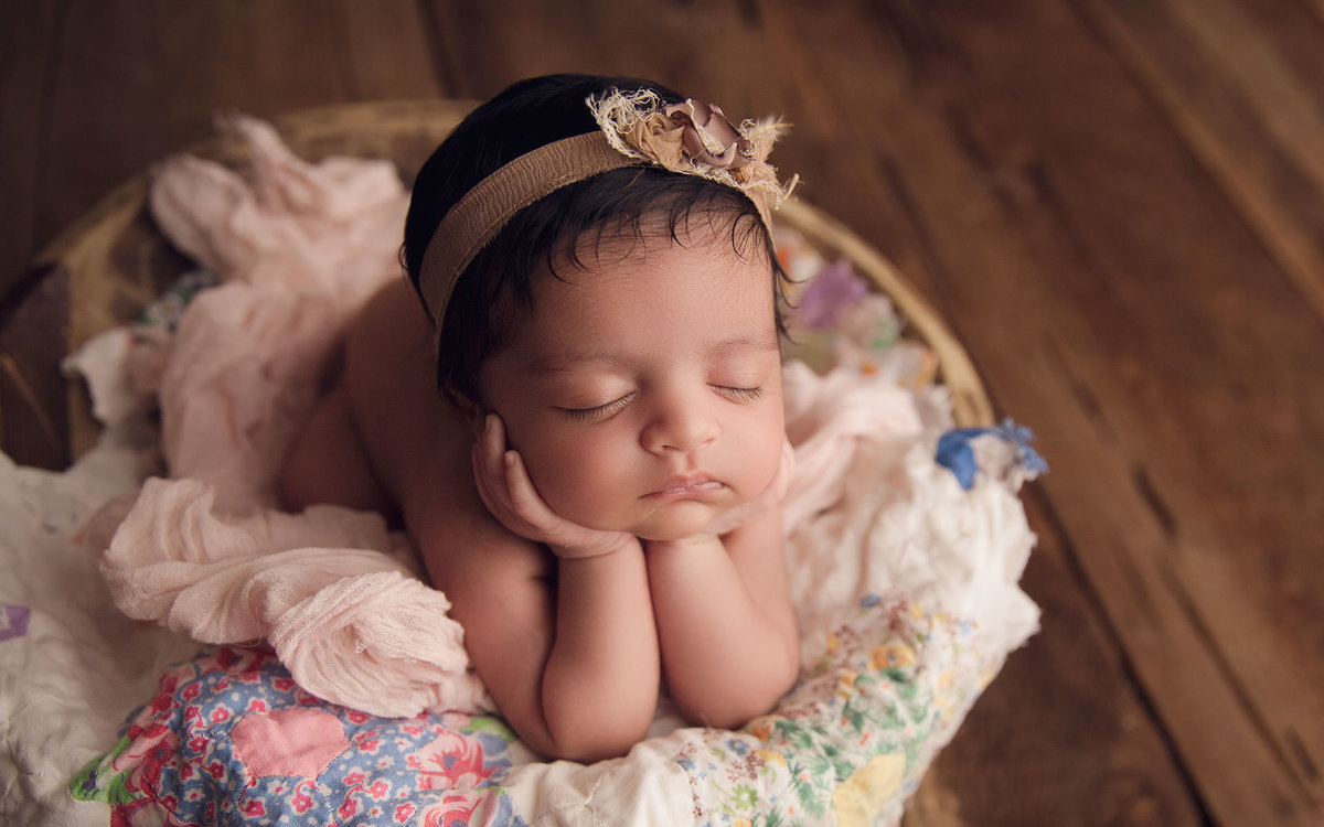 memphis newborn photography by jen howell