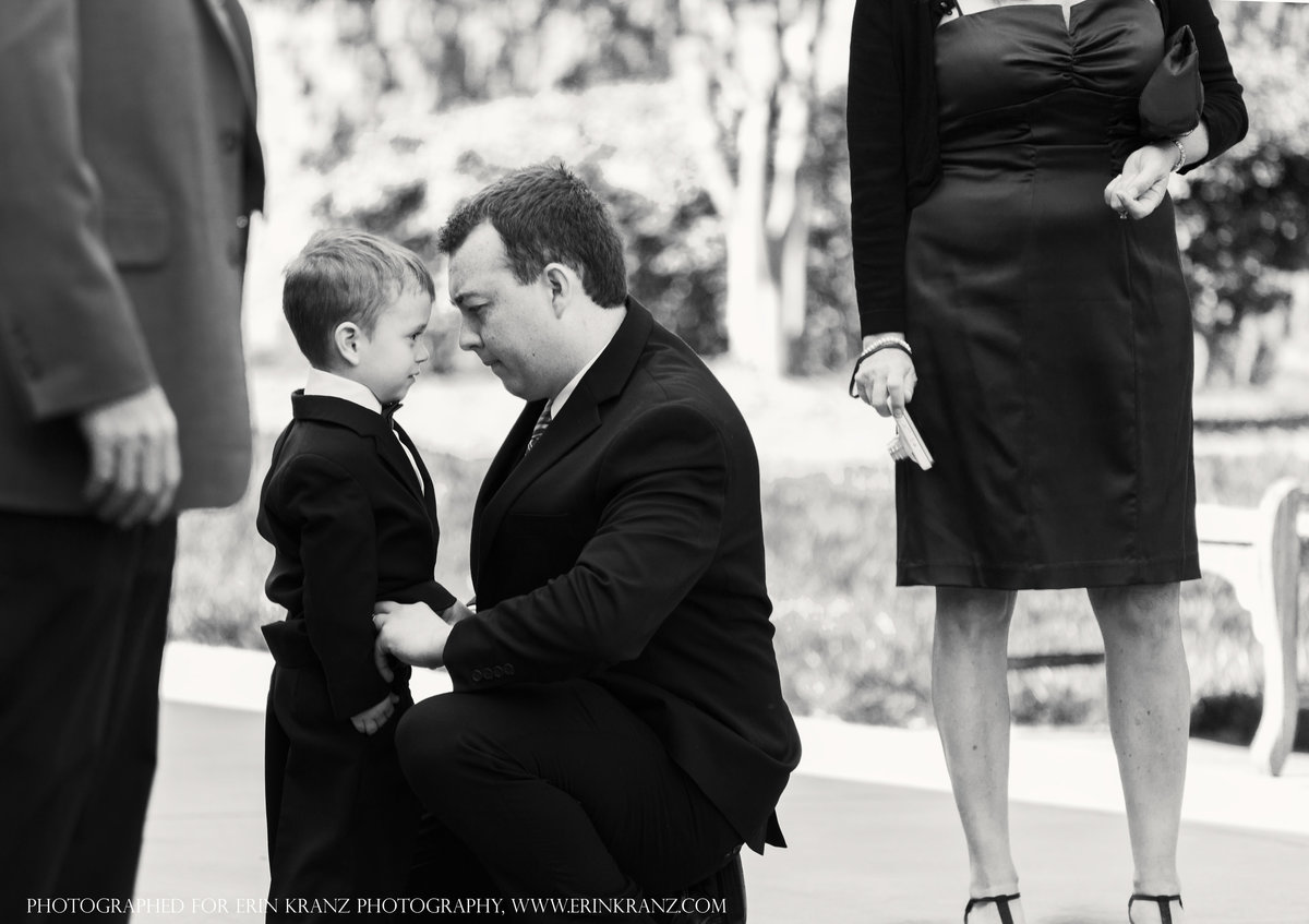 charlotte wedding photographer jamie lucido captures a documentary moment of a child at a wedding