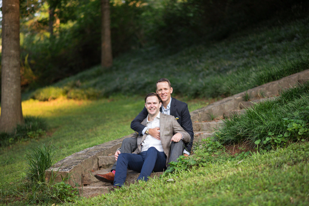 Gay Engagement Session Atlanta Georgia Wedding Photographer-28