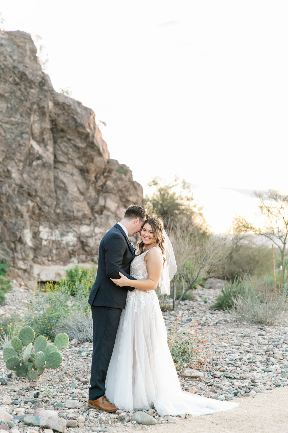 Karlie Colleen Photography - Arizona Backyard wedding - Brittney & Josh-233