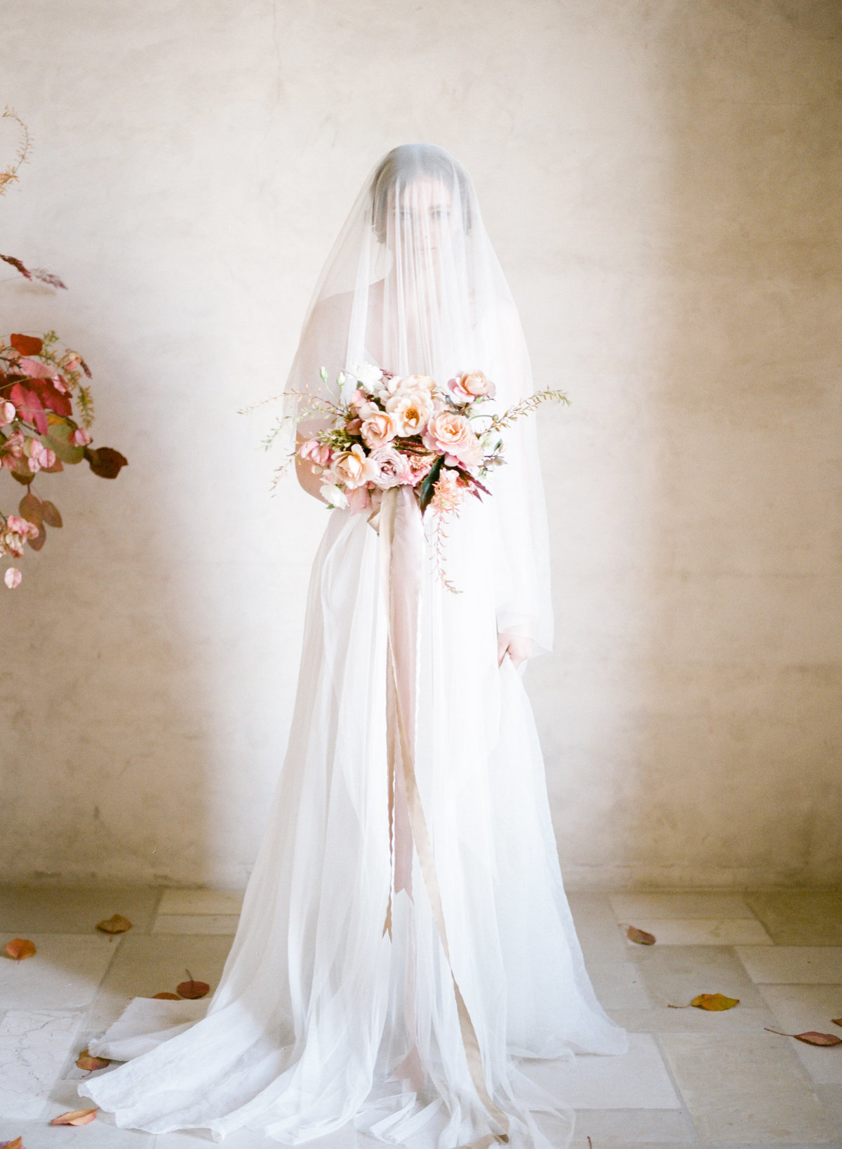 Long Cathedral Veil