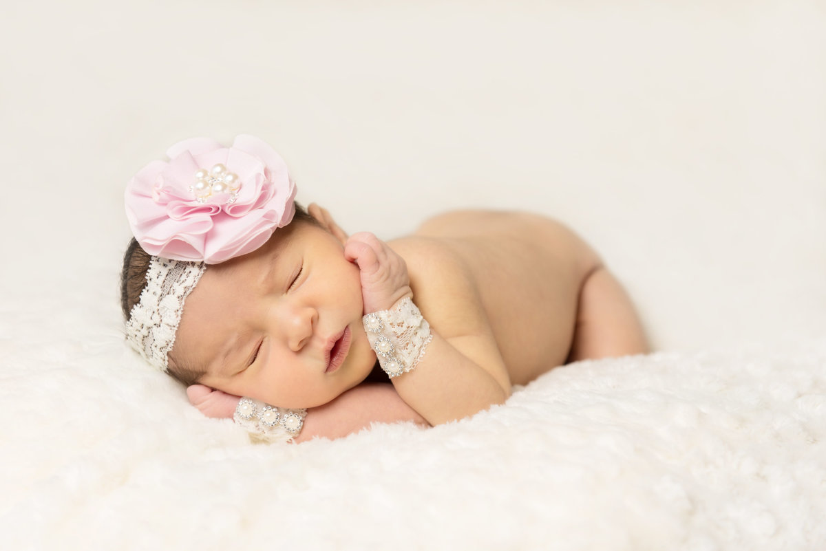 Custom Newborn Session