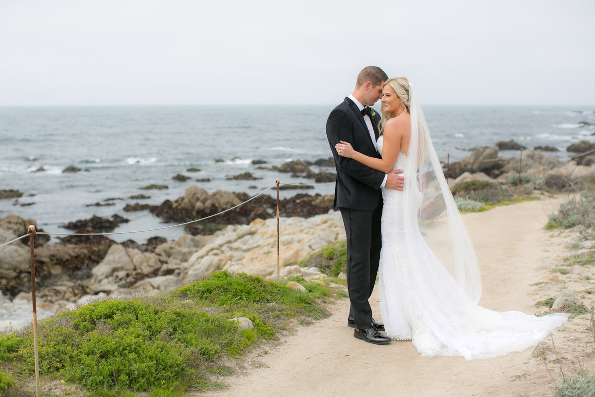 Monterey Country Club Wedding -  010