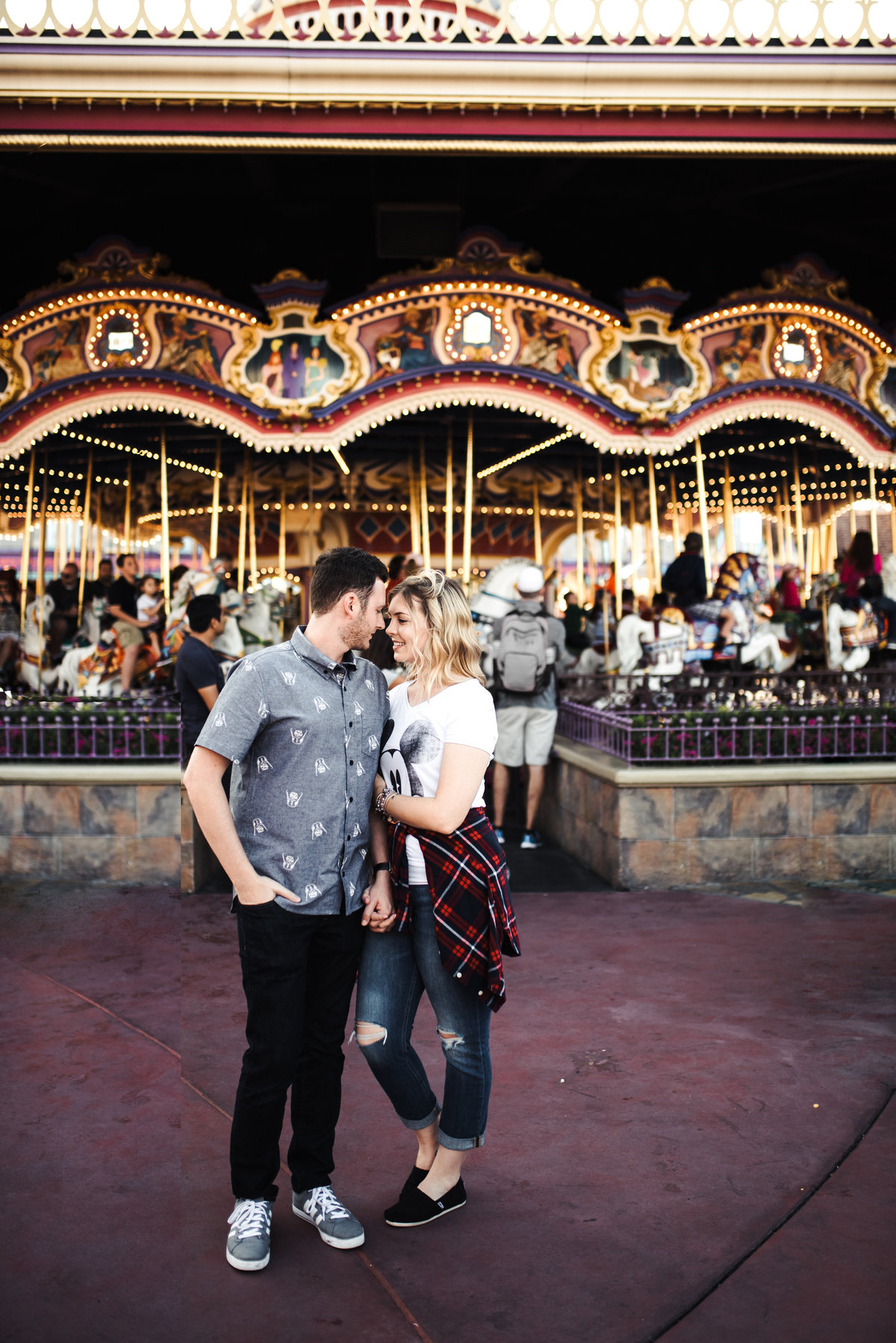 Ally & Brett's Disney Engagement Session (184 of 243)