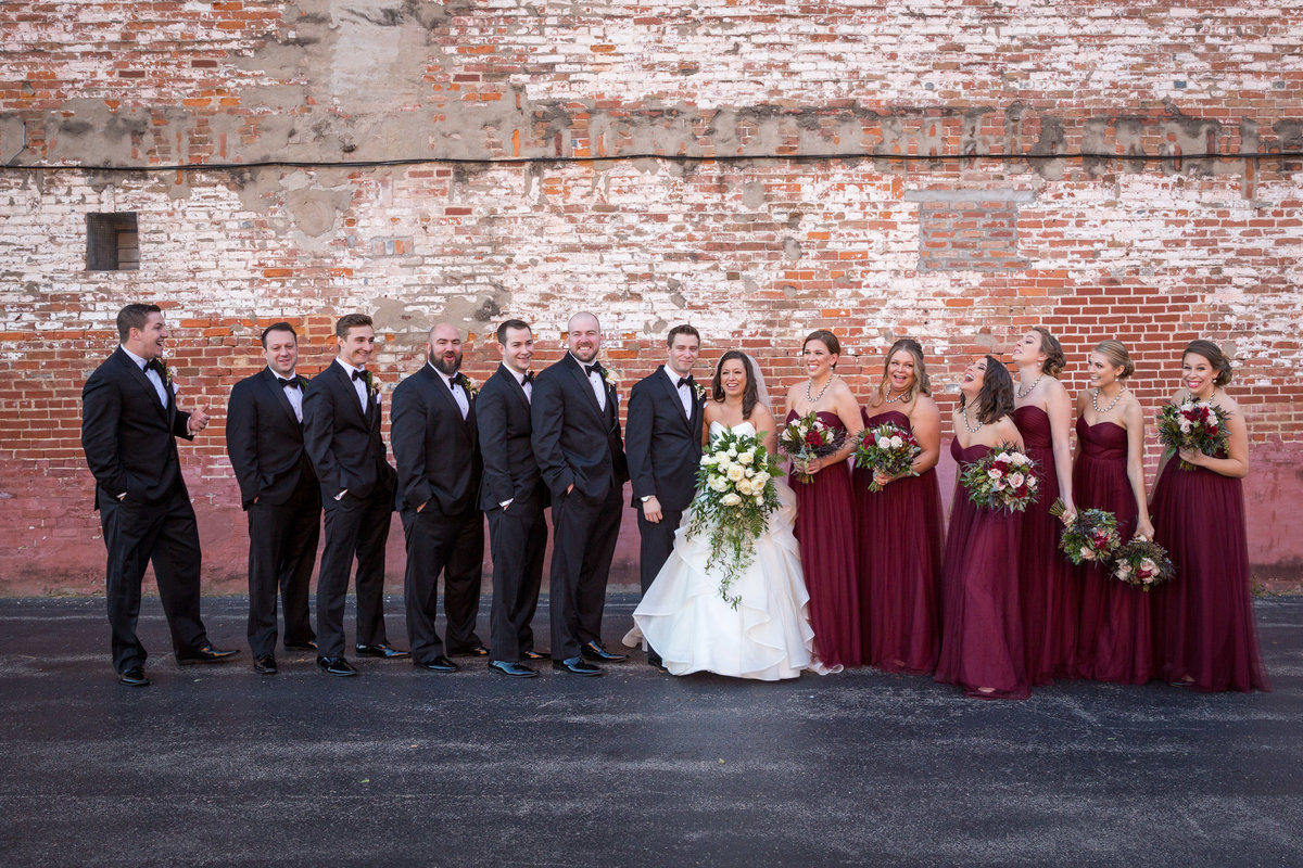 Galena IL Wedding