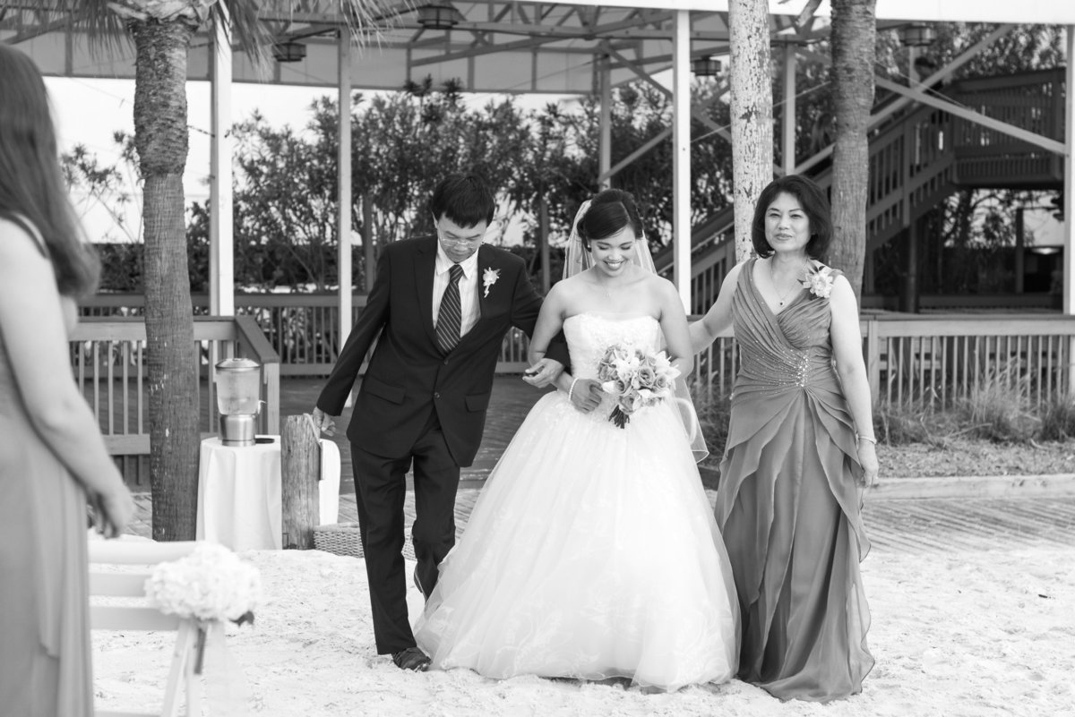 clearwater wedding processional