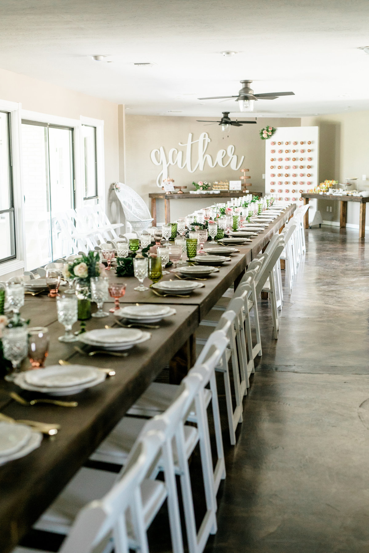 Arizona Urban Backyard Wedding and Event Venue