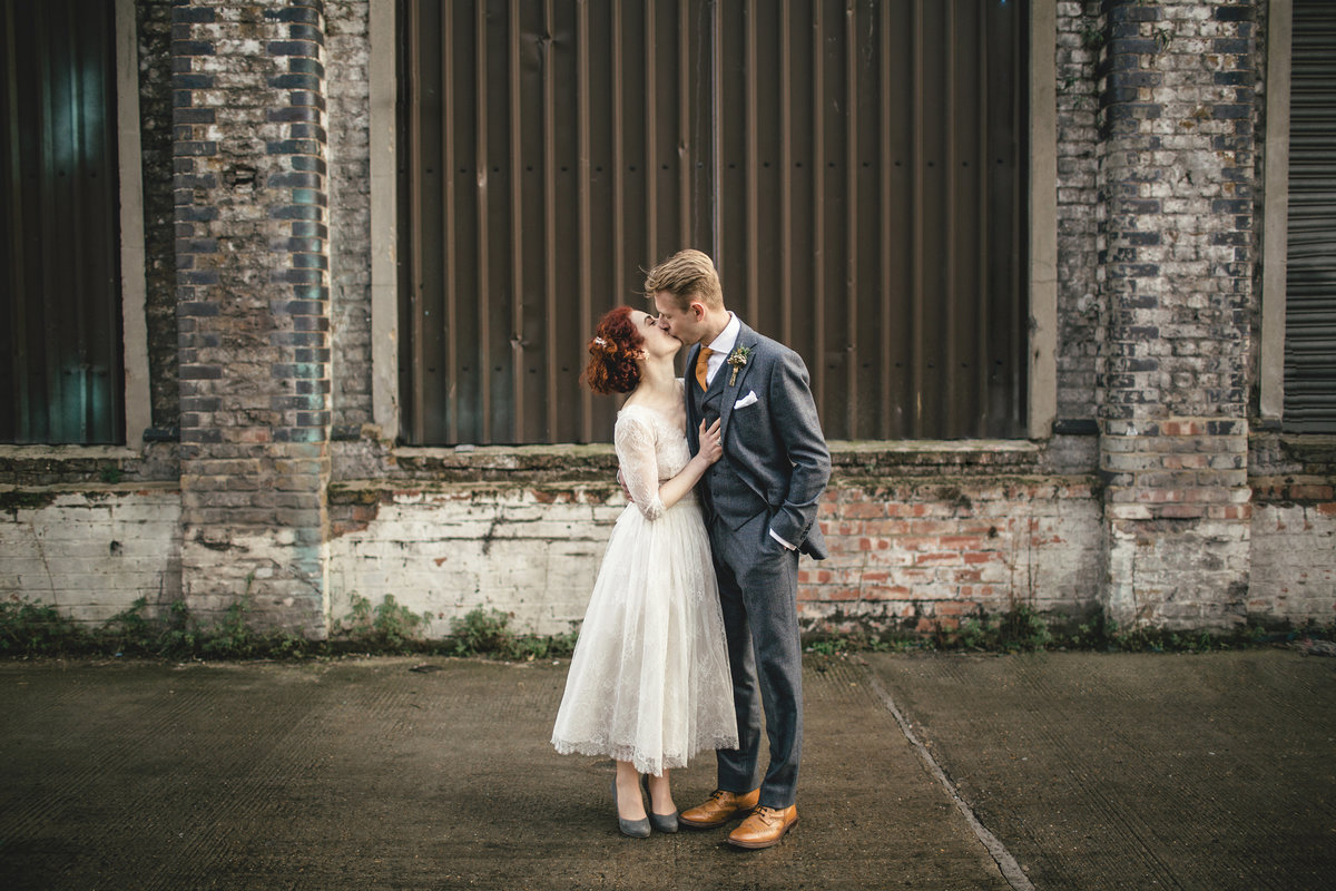 BRIXTON EAST CITY WEDDING