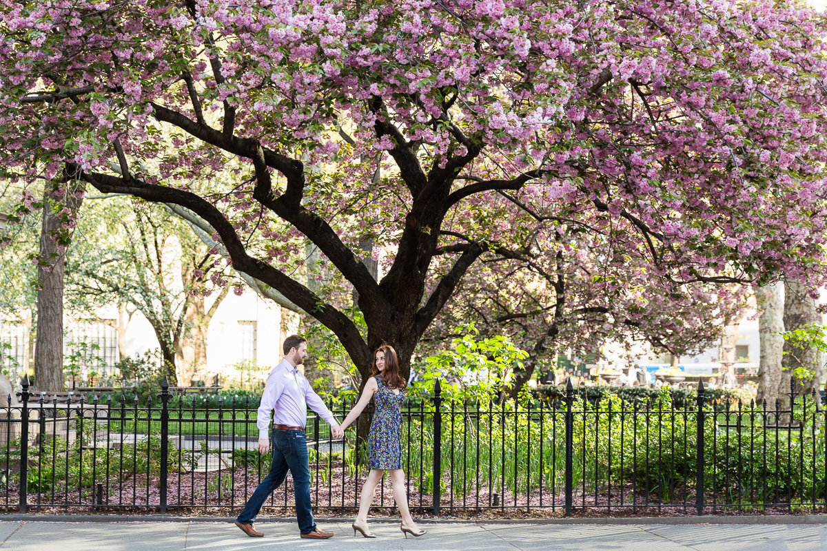 NYC Chelsea Engagement Session