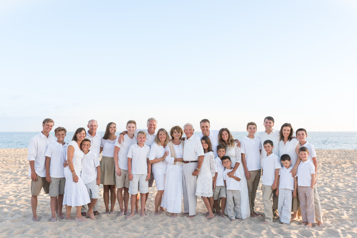 Orange County Laura + Brad Newborn Family Wedding Maternity Photographer large  extended