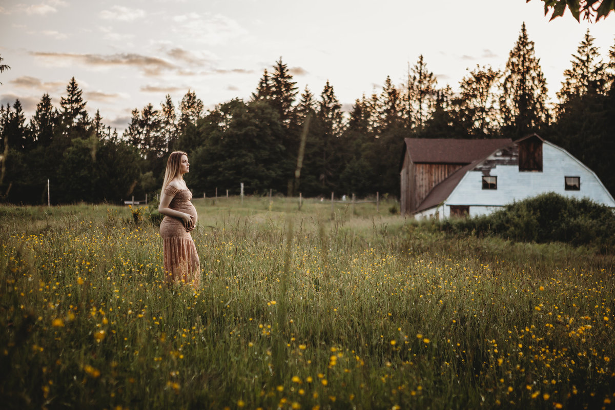 Bremeton Pregnancy Photography