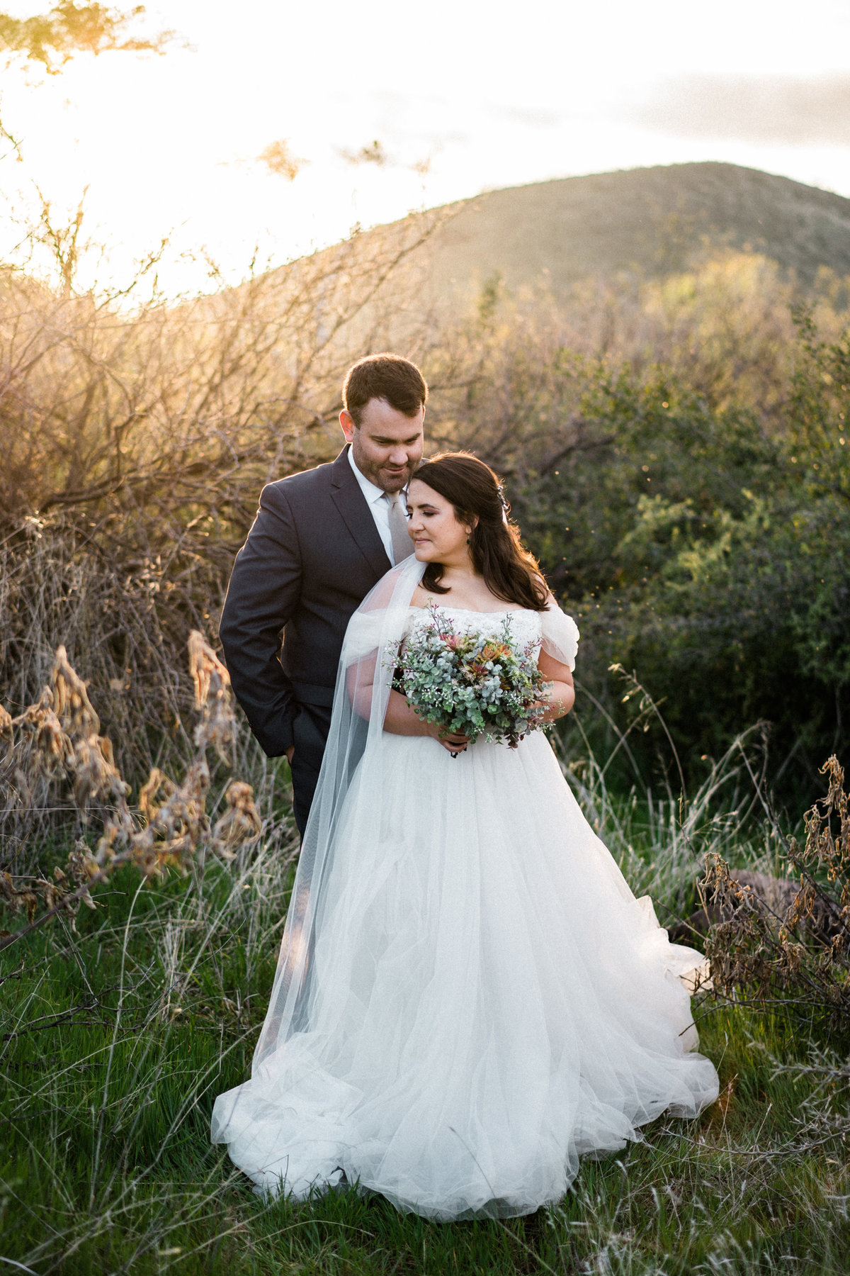 Cave Creek Arizona Wedding Portraits - Atlas Rose Photography AZ 02