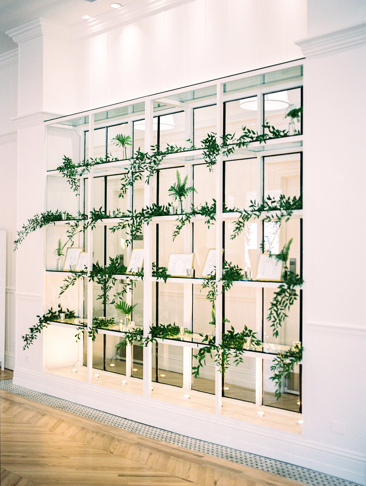 Chicago Illuminating Company Wedding with Greenery_6
