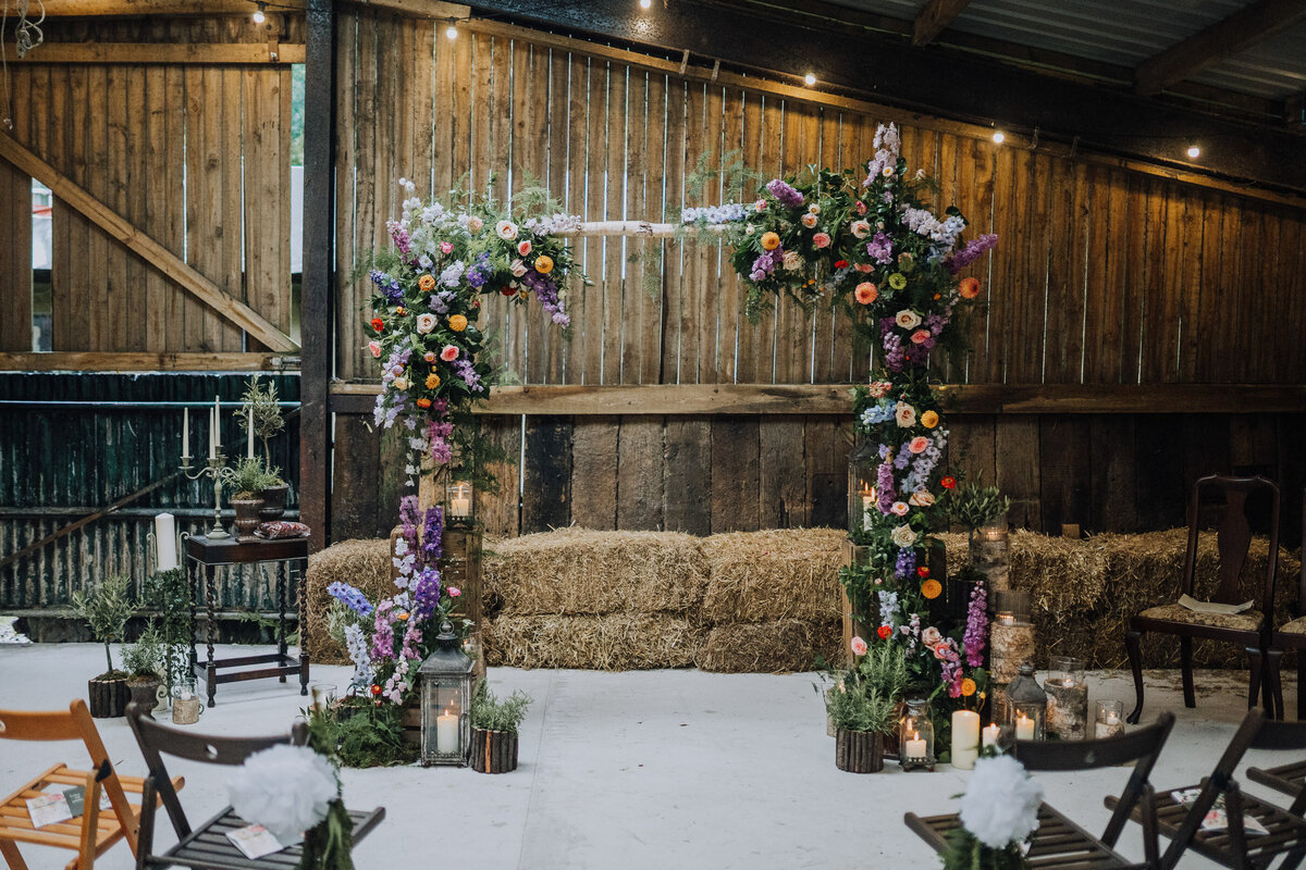 Yorkshire wedding florist111
