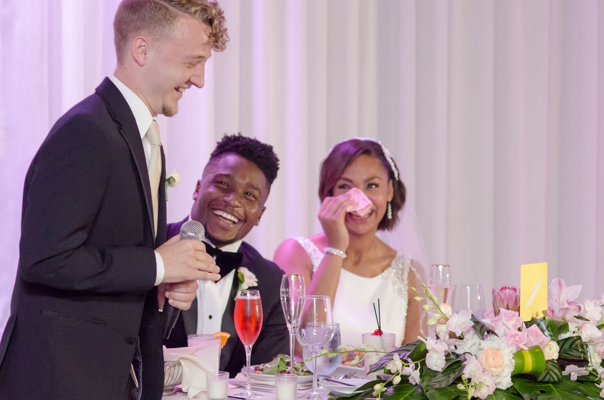 NFL Miami Dolphins Brandon Radcliff ShaKyra Radcliff Briza on the Bay Wedding Andrea Arostegui Photography-269