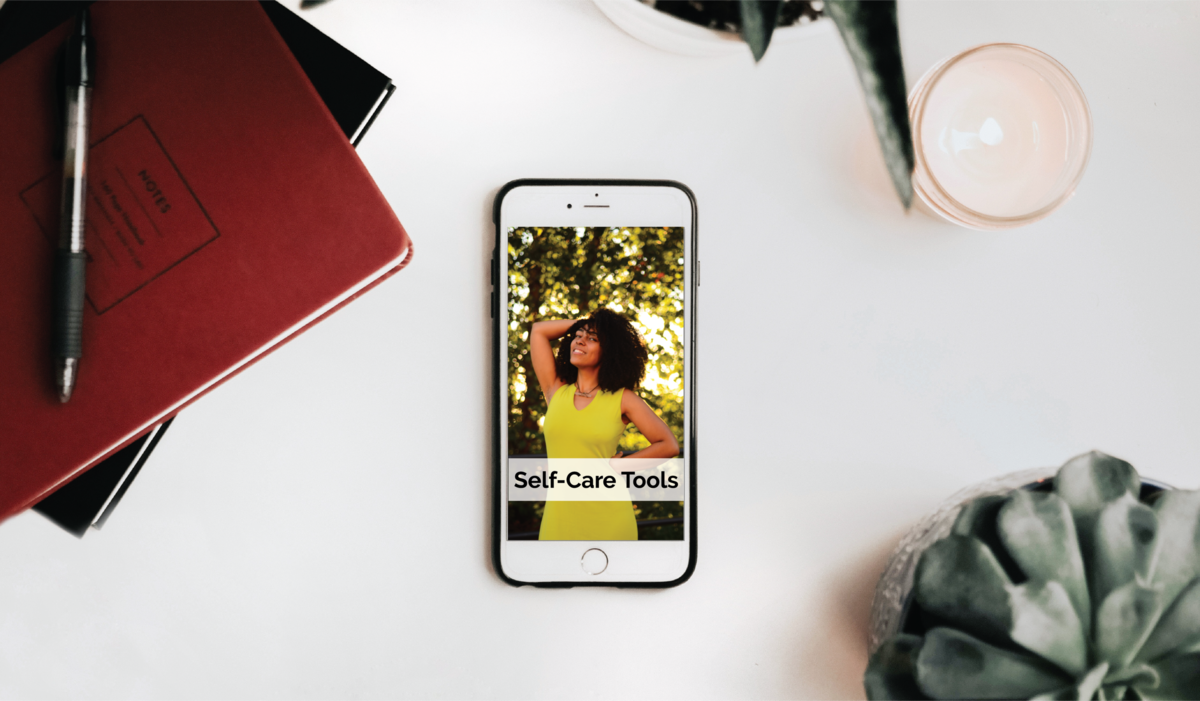 Landing Page_Self-Care Toolkit