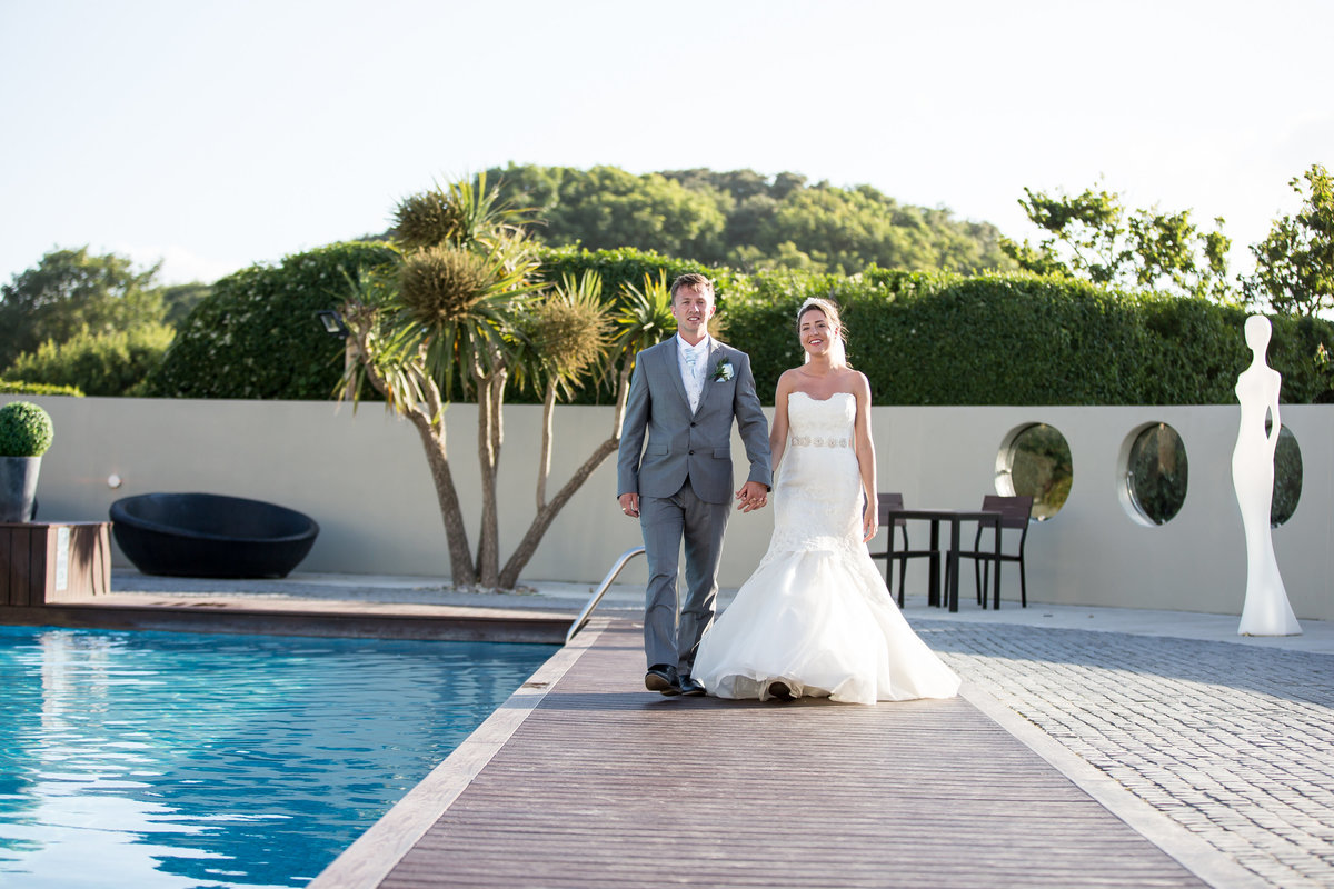 saunton sands hotel wedding photographer