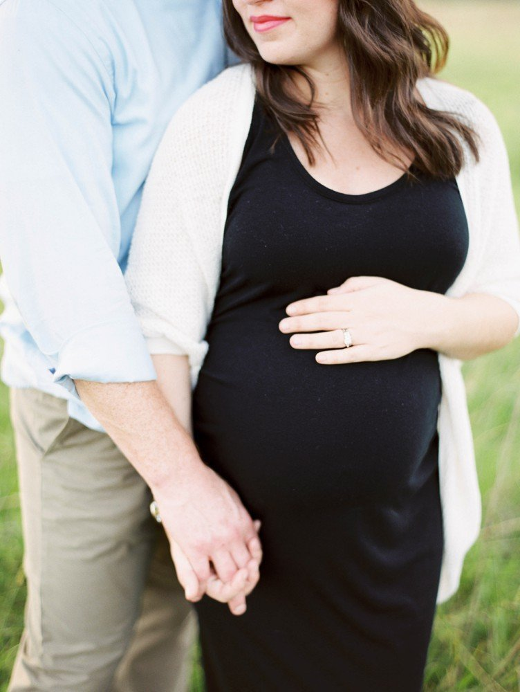 Rebekah Emily Photography Northern Virginia Photographer Film Maternity Session_0011